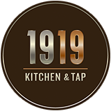 1919 Kitchen & Tap Logo